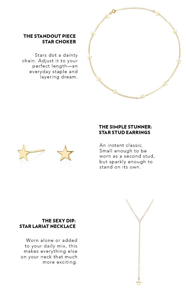 Nastia Liukin Iconery Jewelry Collection