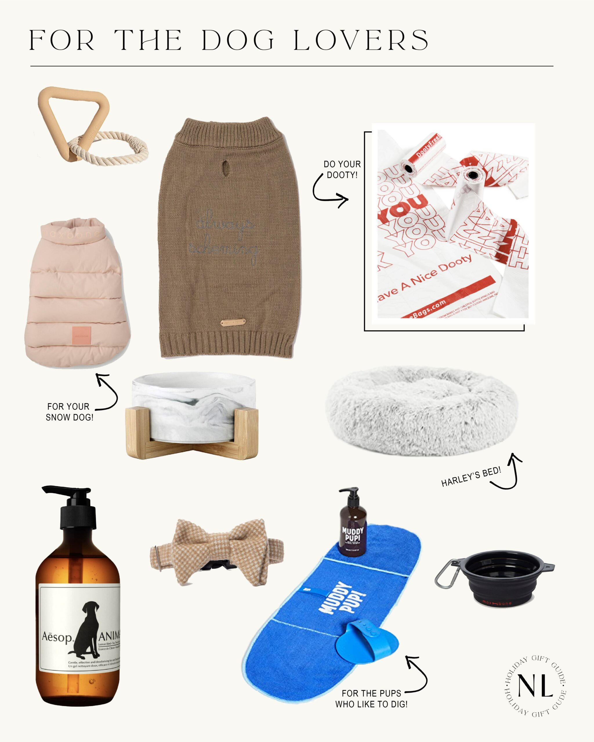 GIFT GUIDE: For The Dog Lover