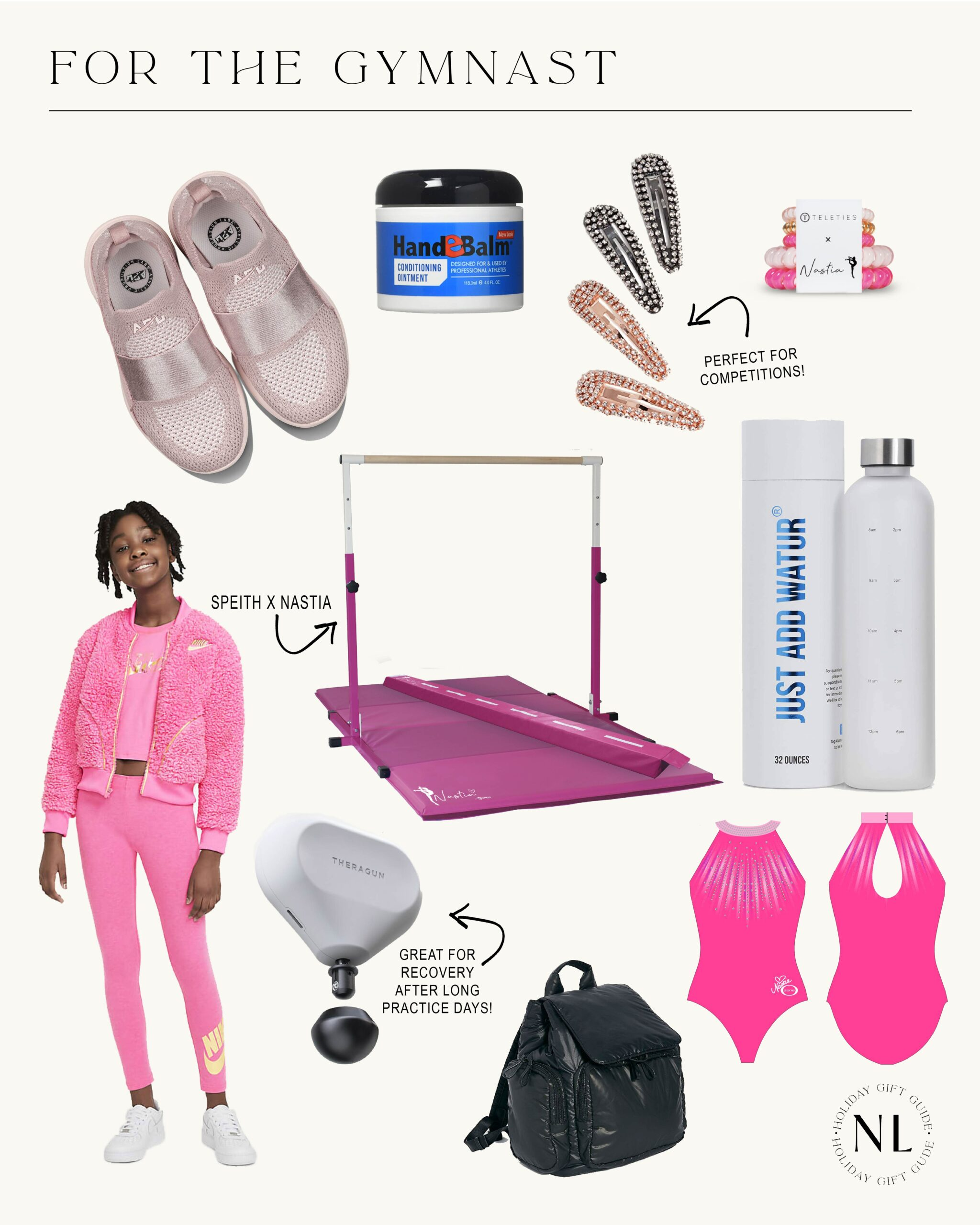 GIFT GUIDE: For The Gymnast